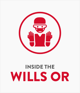 Resource Inside the Wills OR Tile